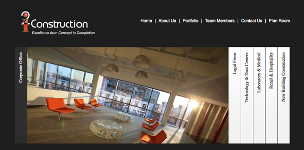 Denver Web Design Amp Development Porfolio I2 Construction
